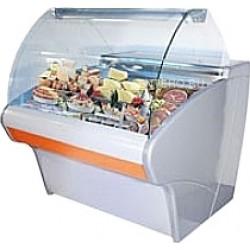 Витрина холодильная Carboma ВХС-1,25 (статика)