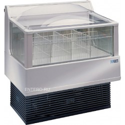 Витрина морозильная ISA ET 100 RV TB R290