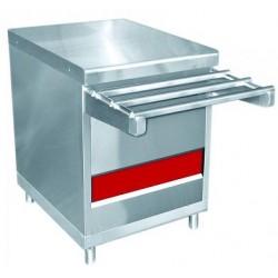 Модуль нейтральный МН-70 КМ нейтральный стол(630мм) 210000803570