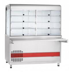 Прилавок холодильный АСТА(М) ПВВ(Н)-70 КМ-С-01-ОК арт.210000804962