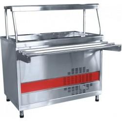 Прилавок холодильный  АСТА(М) ПВВ(Н)-70 КМ-02-НШ вся нерж. 210000802822