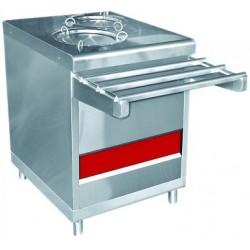 Прилавок ПТЭ-70 КМ-80 для подогрева тарелок арт.210000807546