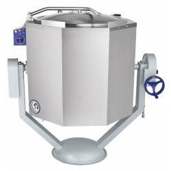 Котел пищеварочный КПЭМ-160-ОР с цельнотянутым сосудом арт.110000019159