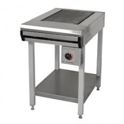 Плита электрическая без жарочного шкафа, 1 конф. ПЭ-0,17 С НЕРЖ.