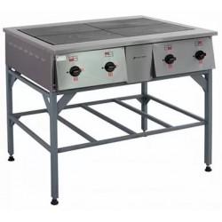 Плита электрическая без жарочного шкафа ПЭ-0.48 Н ( на подставке ТЭН)