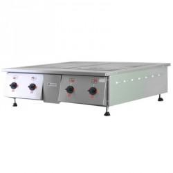 Плита электрическая без жарочного шкафа ПЭ-0.48 Н настольная (спираль)