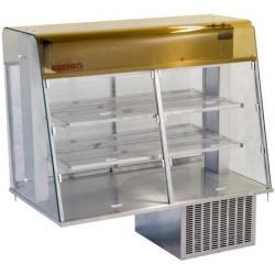 РЕГАТА Холодильная витрина (нерж., 1200х700х1150, 0,74кВт, 220В, t+2..+8 гр.С)