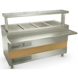 Ривьера-охлаждаемый стол (1500мм)