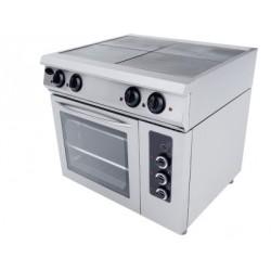Плита электрическая с духовкой Ф4ЖТЛпдэ, арт.24006 (900х800х900)