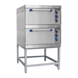 Шкаф жарочный ШЖЭ-2/лицо нерж./стандартная духовка/ 710000000167
