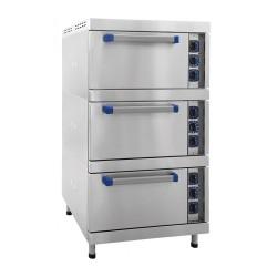Шкаф жарочный ШЖЭ-3 /лицо нерж./ стандарт  духовка/арт.710000000109