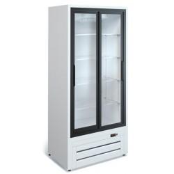 Шкаф холодильный среднетемпературный Эльтон 0,7 (купе) воздух