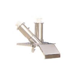 Воронка с прямой и наклонной трубками для CL60 арт.28157