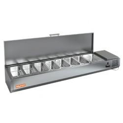 Холодильная витрина HiCold VRTU 4
