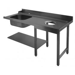Стол для грязной посуды ELETTROBAR 75441