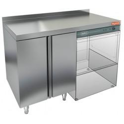 Стол под посудомоечную машину HiCold НБМСЗКП-12/6БП (БЛ)