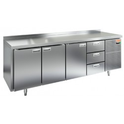 Морозильный стол HiCold GN 1113/BT
