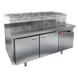 Морозильный стол HiCold GN 11/BT LT