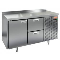 Морозильный стол HiCold GN 12/BT