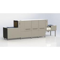 Посудомоечная машина конвейерного типа Гродно МПС-1600-ПР