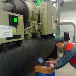 Ремонт холодильных машин и агрегатов