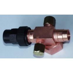 Вентиль Rotalock SR4-YR1 ALCO 508074000/508074050