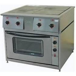 Плита электрическая с жарочным шкафом ПЭ-0.48 М (спираль)
