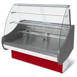 Витрина холодильная демонстрационная ТАИР ВХСд-1,5 без щитка