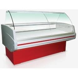 Витрина холодильная  Двина 150  ВСН-0,53-1,13-1-4X (красная)