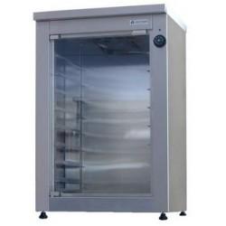 Шкаф для расстойки теста РТ-530, GN 2/1, облиц. Нерж.,кг.(комплектуется кронштейнами для установки противней меньшего размера) 770х550х950