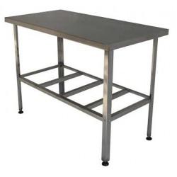 Стол производственный без борта СР-2/1800/700