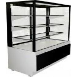 Холодильная витрина ВХСв-0,9д Carboma Cube ТЕХНО