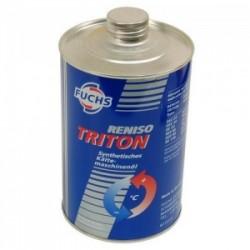 Масло синтетическое Reniso Triton SEZ 68 1л FUCHS