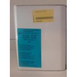 Масло синтетическое POE320SZ 2л 7754122 MANEUROP