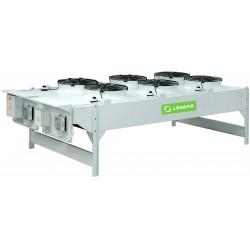 Cухие охладители с осевыми вентиляторами или с EC-вентиляторами LUE-W / LUE-G
