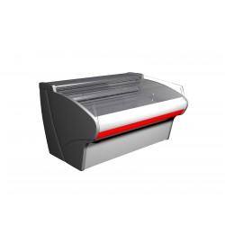 Холодильная витрина ВХСл-1,25 Сarboma
