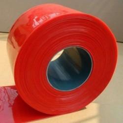 Шторки морозостойкие 200х2 стандартные красные ZENNY
