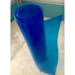 Шторки морозостойкие 200х2 стандартные синие ZENNY
