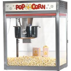 Аппарат для попкорна Gold Medal Discovery 32oz соль