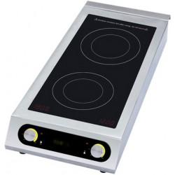 Двухконфорочная индукционная плита Indokor IN7000 D