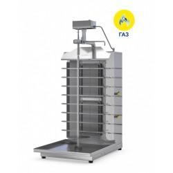 Гриль Atesy Шаурма-2М газовая с электроприводом