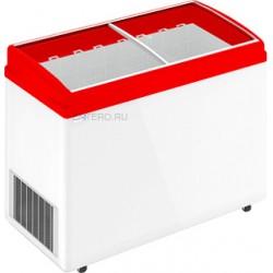 Ларь морозильный Frostor F 400 E красный
