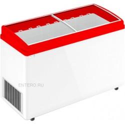 Ларь морозильный Frostor F 500 E красный