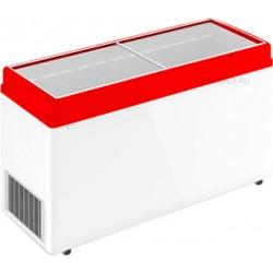 Ларь морозильный Frostor F 600 C красный