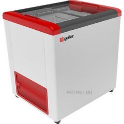 Ларь морозильный Frostor GELLAR FG 250 C красный