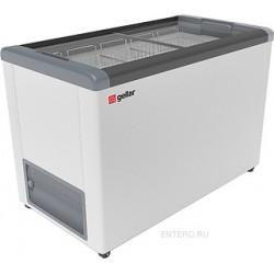 Ларь морозильный Frostor GELLAR FG 400 C серый