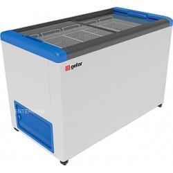 Ларь морозильный Frostor GELLAR FG 400 C синий