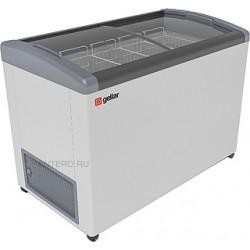Ларь морозильный Frostor GELLAR FG 400 E серый