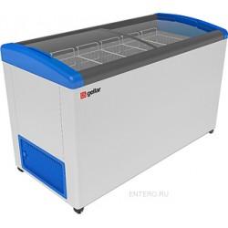 Ларь морозильный Frostor GELLAR FG 500 E синий