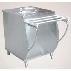 Прилавок для подогрева тарелок ПТЭ-70М-80